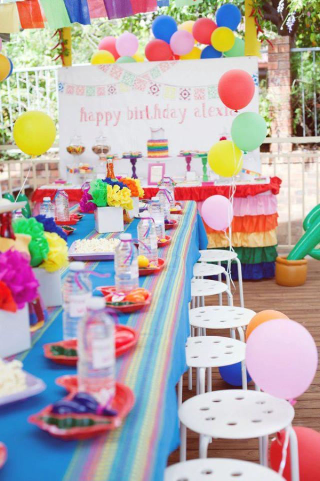 Cumpleaños Mexicano