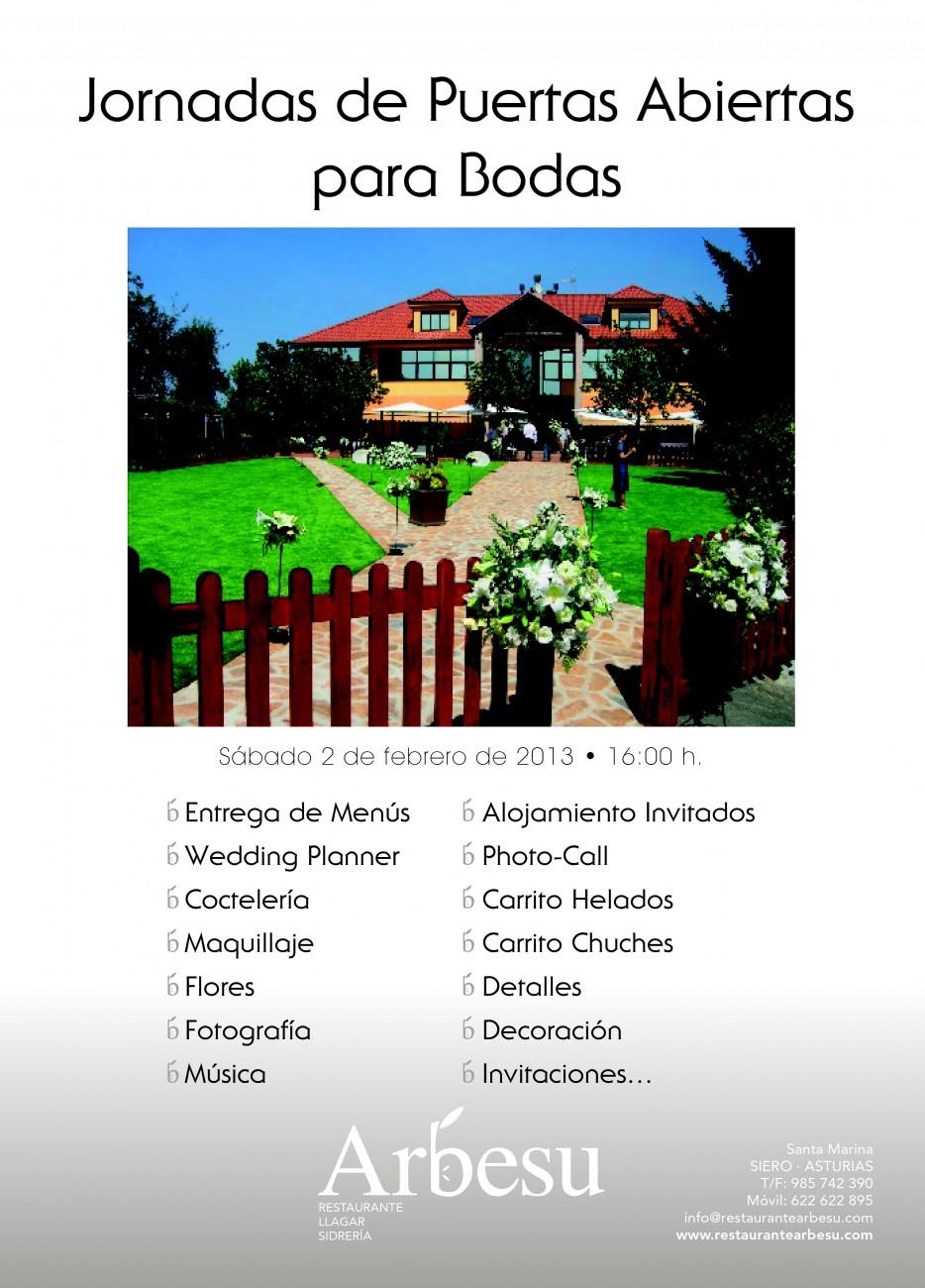 Los Jardines de Arbesú