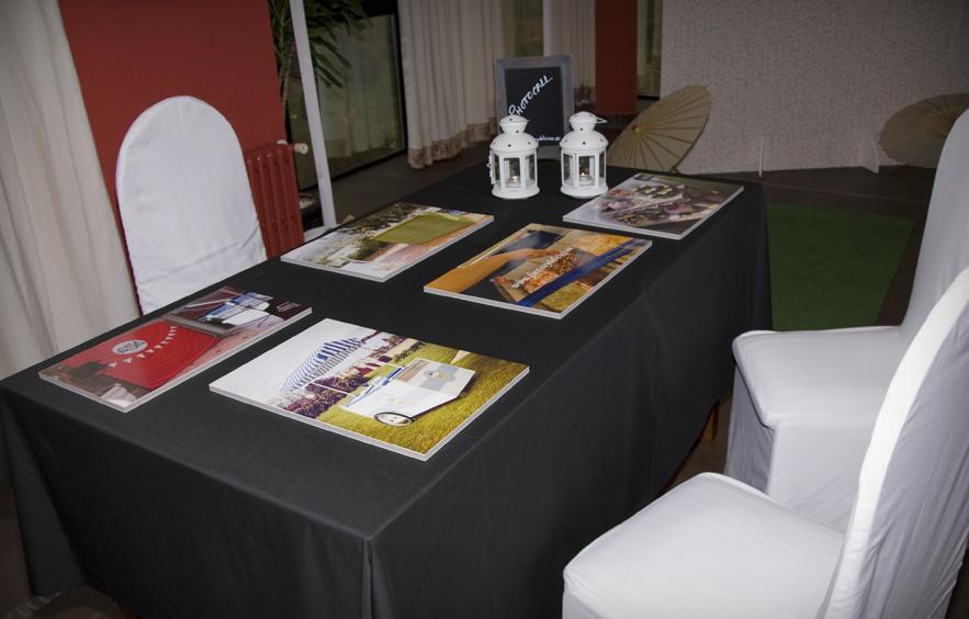 Empresa Fiestas y Delicias