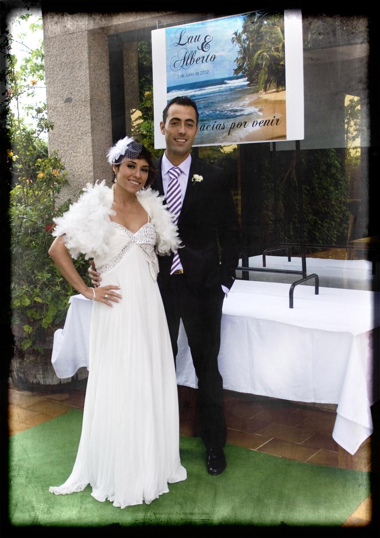 Laura y Alberto