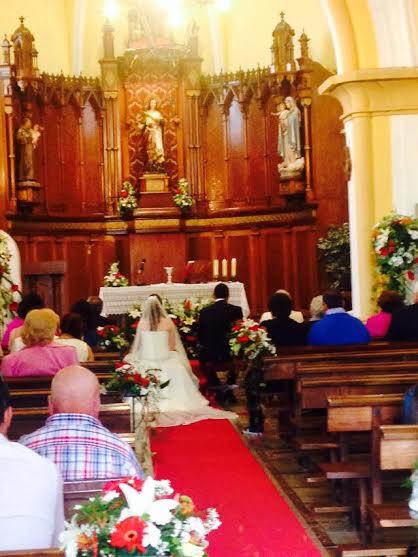 Ceremonia IglesiaFoto Martinez