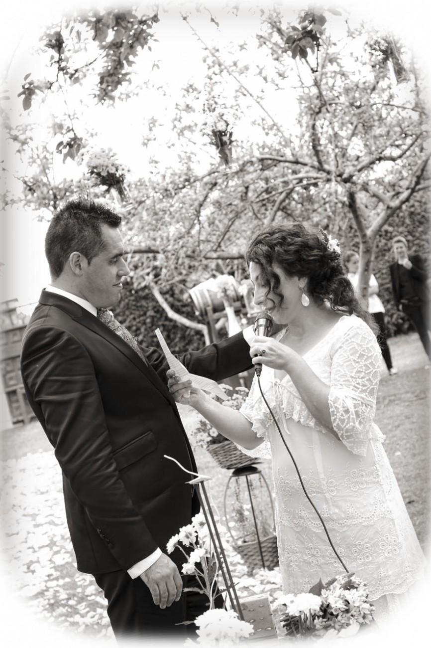 Lectura de la novia