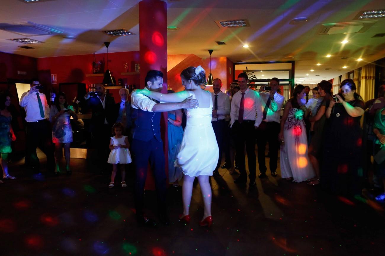 Baile NoviosFoto Carlos Caliq