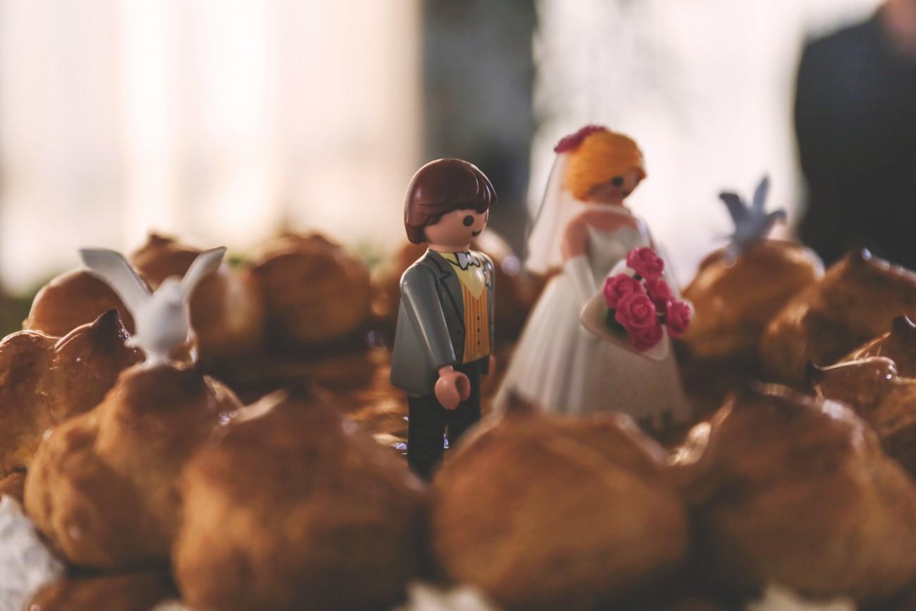 Muñecos Tarta
